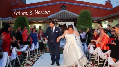 SDE Antonio & Nazaret